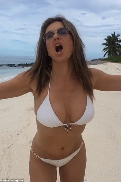 XXX Sex Images ass elizabeth hurley