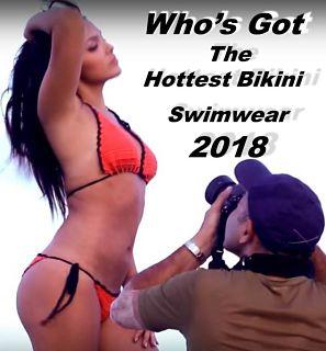 Hottest Swimwear 2018