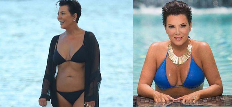 Kris-Jenner-Age-Over-60-Swimwear-Bikini-Body