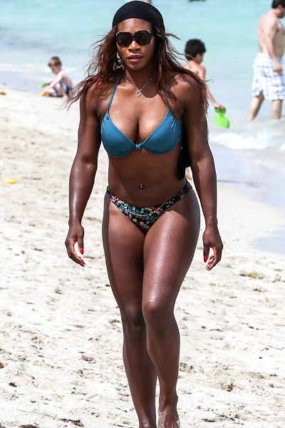 Serena-Williams-Bikini-Beach-Miami
