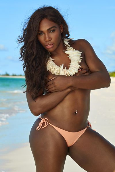Serena-Williams-Topless-Bikini