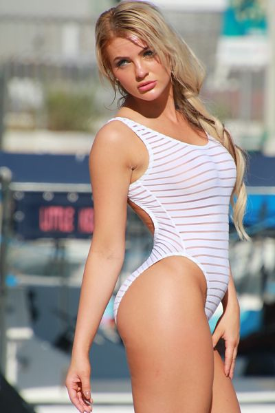 Sheer-One-Piece-Striped-Swimsuit