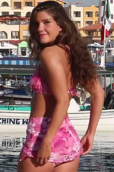 Skirted-Bikini