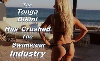 The Tonga Bikini has taken the 2018 beach fashion scene by storm