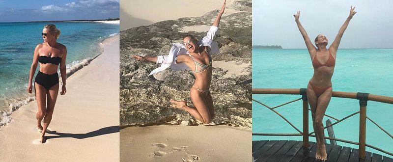 Yolanda-Hadid-In-Her-50s-Bikini-Beautiful